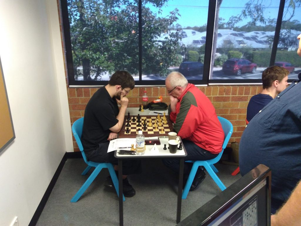 GM  Suat Atalik v GM Max Illingworth