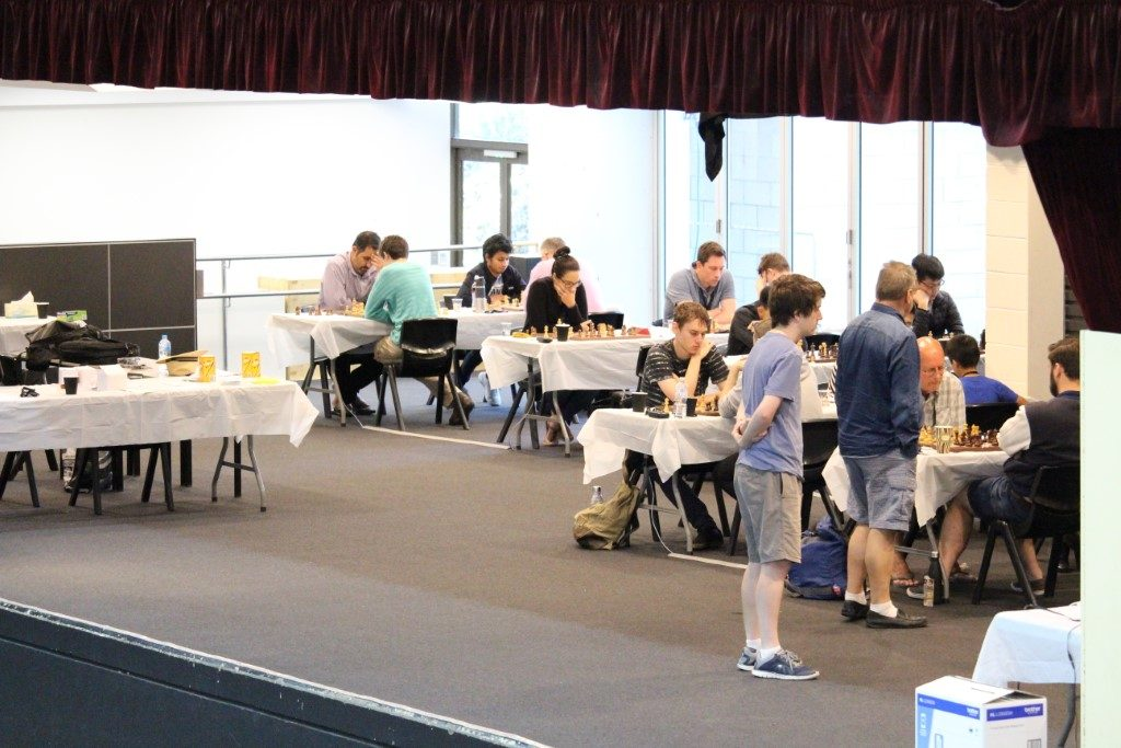 2019 Queensland Chess Championships Round 6 commentary