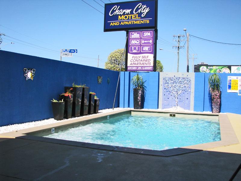 Charm City Motel Open – Prizegiving