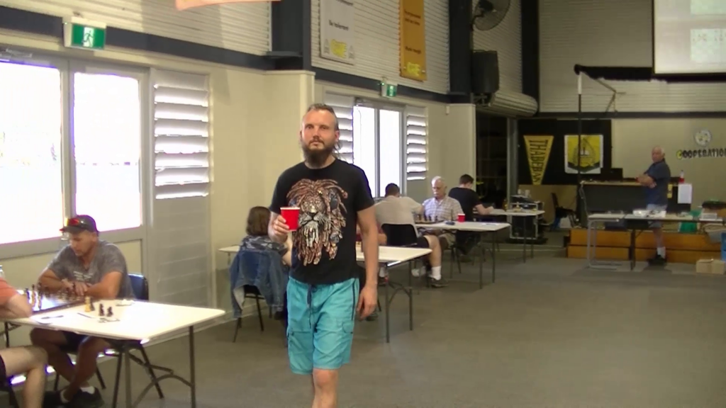 Bundaberg Blitz Simul with GM Timur Gareyev